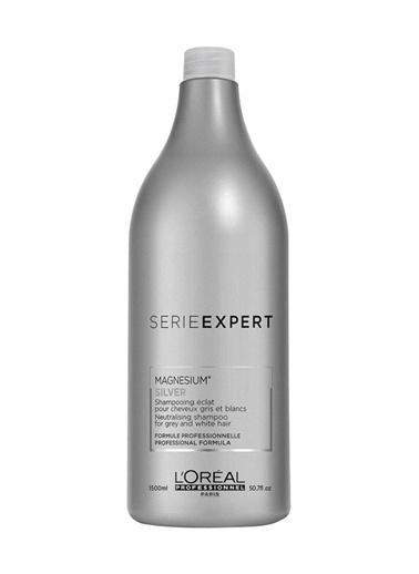 L'oreal Serie Expert Serie Expert Magnesium Silver Şampuan 1500 ml Renksiz